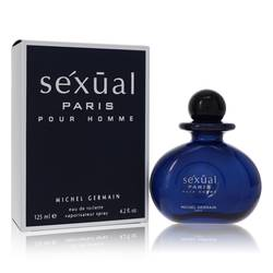Sexual Paris Cologne by Michel Germain, 125 ml Eau De Toilette Spray for Men