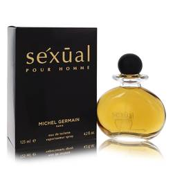 Sexual Cologne by Michel Germain, 125 ml Eau De Toilette Spray for Men