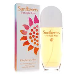 Sunflowers Sunlight Kiss Perfume by Elizabeth Arden, 3.4 oz Eau De Toilette Spray for Women