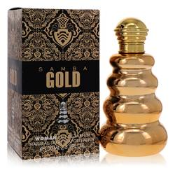 Samba Gold Perfume by Perfumers Workshop, 100 ml Eau De Parfum Spray for Women
