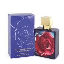 Shakespeare In Love Perfume by A Dozen Roses, 100 ml Eau De Parfum Spray for Women