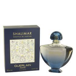 Shalimar Souffle De Parfum Perfume by Guerlain, 3 oz Eau De Parfum Spray (2014 Limited Edition) for Women