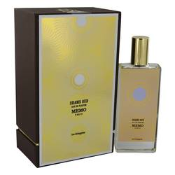 Shams Oud Perfume by Memo, 75 ml Eau De Parfum Spray (Unisex) for Women