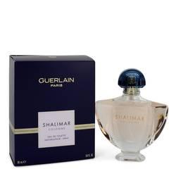 Shalimar Cologne Perfume by Guerlain, 3 oz Eau De Toilette Spray for Women