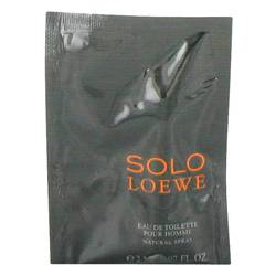Solo Loewe Cologne by Loewe 0.07 oz Vial (sample)