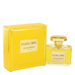 Sublime Perfume by Jean Patou 2.5 oz Eau De Parfum Spray