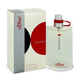 S. Oliver Cologne by S. Oliver, 100 ml Eau De Toilette Spray for Women