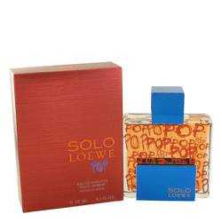 Solo Loewe Pop Cologne by Loewe, 127 ml Eau De Toilette Spray for Men from FragranceX.com