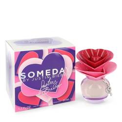 Someday Perfume by Justin Bieber, 50 ml Eau De Parfum Spray for Women from FragranceX.com