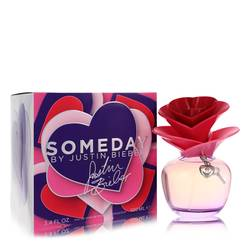 Someday Perfume by Justin Bieber, 100 ml Eau De Parfum Spray for Women