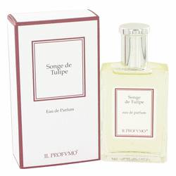 Songe De Tulipe Perfume by Il Profumo, 50 ml Eau De Parfum Spray for Women