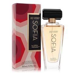 So Very Sofia Perfume by Sofia Vergara, 1.7 oz Eau De Parfum Spray for Women