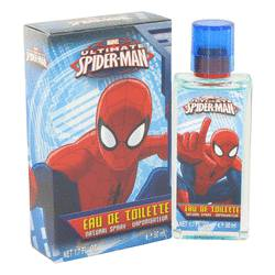 Spiderman Cologne by Marvel, 50 ml Eau De Toilette Spray for Men from FragranceX.com