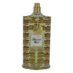 Spice And Wood Perfume by Creed, 2.5 oz Eau De Parfum Spray (Unisex Tester) for Women