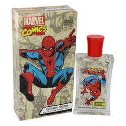 Spidey Sense Marvel Comics Cologne by Corsair, 2.5 oz Eau De Toilette Spray for Men