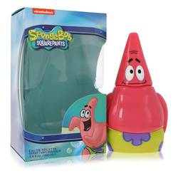Spongebob Squarepants Patrick Cologne by Nickelodeon, 100 ml Eau De Toilette Spray for Men