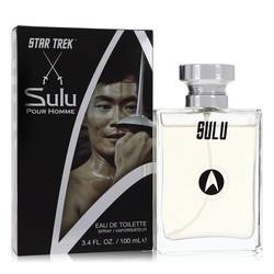 Star Trek Sulu Cologne by Star Trek, 3.4 oz Eau De Toilette Spray for Men