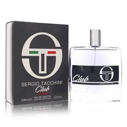 Sergio Tacchini Club Intense Cologne by Sergio Tacchini, 100 ml Eau De Toilette Spay for Men from FragranceX.com