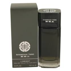 Shanghai Tang L'orient Cologne by Shanghai Tang, 100 ml Eau De Toilette Spray for Men