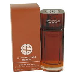 Shanghai Tang Mandarin Tea Cologne by Shanghai Tang, 100 ml Eau De Toilette Spray for Men