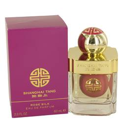 Shanghai Tang Rose Silk Perfume by Shanghai Tang, 60 ml Eau De Parfum Spray for Women from FragranceX.com