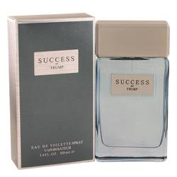 Success Cologne by Donald Trump, 3.4 oz Eau De Toilette Spray for Men