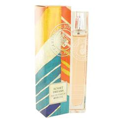 Sunset Dreams Perfume by Caribbean Joe, 3.4 oz Eau De Parfum Spray for Women
