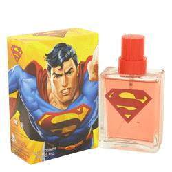 Image of Superman Cologne by CEP, 3.4 oz Eau De Toilette Spray for Men