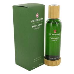 Swiss Army Forest Cologne by Swiss Army, 100 ml Eau De Toilette Spray for Men from FragranceX.com
