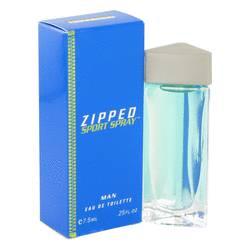 Samba Zipped Sport Cologne by Perfumers Workshop 0.25 oz Eau De Toilette