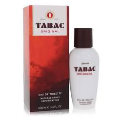 Tabac Cologne by Maurer & Wirtz, 3.4 oz Eau De Toilette Spray for Men