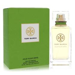 Tory Burch Jolie Fleur Verte Perfume by Tory Burch, 100 ml Eau De Parfum Spray for Women from FragranceX.com