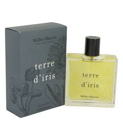 Terre D'iris Perfume by Miller Harris, 3.4 oz Eau De Parfum Spray for Women