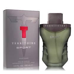 Territoire Sport Cologne by YZY Perfume 3.3 oz Eau De Parfum Spray