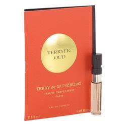 Terryfic Oud Perfume by Terry De Gunzburg 0.05 oz Vial (Sample)