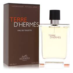 Terre D'hermes Cologne by Hermes, 100 ml Eau De Toilette Spray for Men