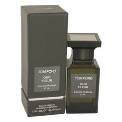 Tom Ford Oud Fleur Cologne by Tom Ford, 50 ml Eau De Parfum Spray (Unisex) for Men