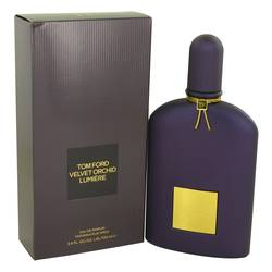 Tom Ford Velvet Orchid Lumiere Perfume by Tom Ford, 3.4 oz Eau De Parfum Spray for Women