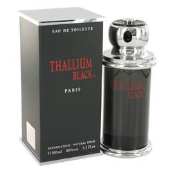 Thallium Black Cologne by Yves De Sistelle, 3.3 oz Eau DeToilette Spray for Men
