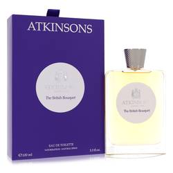 The British Bouquet Cologne by Atkinsons, 100 ml Eau De Toilette Spray for Men from FragranceX.com