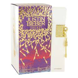 The Key Perfume by Justin Bieber, 100 ml Eau De Parfum Spray for Women from FragranceX.com