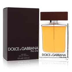 The One Cologne by Dolce & Gabbana 3.4 oz Eau De Toilette Spray