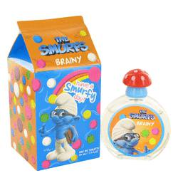 The Smurfs Cologne by Smurfs, 50 ml Brainy Eau De Toilette Spray for Men from FragranceX.com