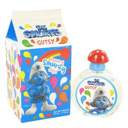 The Smurfs Cologne by Smurfs, 50 ml Gutsy Eau De Toilette Spray for Men from FragranceX.com
