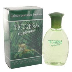 Tigress Captivates Perfume by Fragrances of France, 100 ml Eau De Toilette Spray for Women
