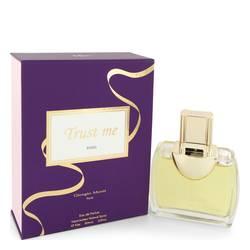 Trust Me Perfume by Giorgio Monti, 3 oz Eau De Parfum Spray for Women