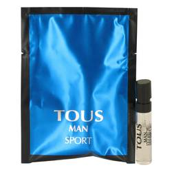 Tous Man Sport Cologne by Tous 0.05 oz Vial (sample)