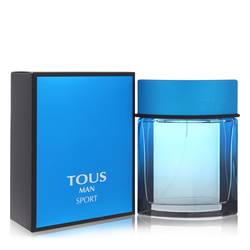 Tous Man Sport Cologne by Tous, 100 ml Eau De Toilette Spray for Men