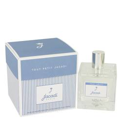 Tout Petit Jacadi Cologne by Jacadi, 3.4 oz Eau De Toilette Spray (Alcohol Free) for Men