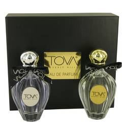 Tova Gift Set by Tova Beverly Hills Gift Set for Women Includes Tova Signature 3.4 oz Eau De Parfum Spray + Tova Night 3.4 oz Eau De Parfum Spray
